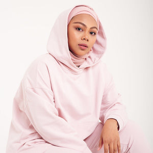 Effie High Low Hem Hoodie