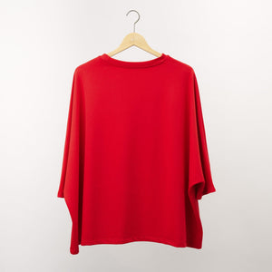 Marina Three Quarter Sleeve Dolman Top