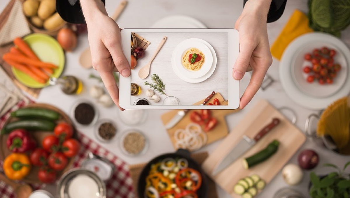 App of the Month: HomeFood - Lovefone, London