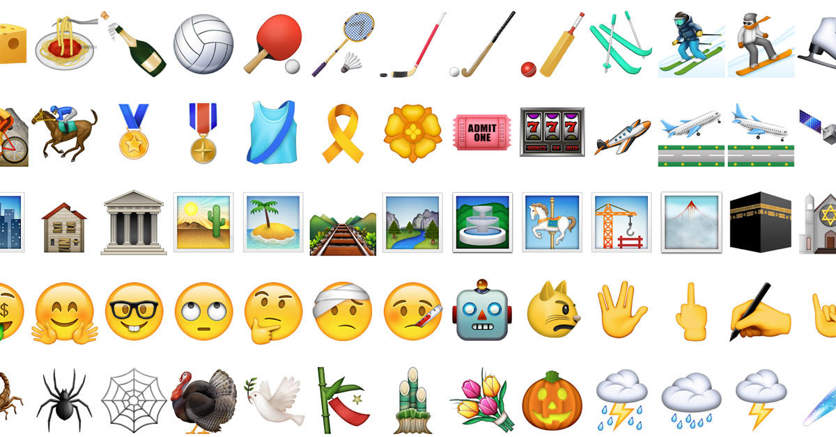 iOS emojis on Android: how to get them - Lovefone, London