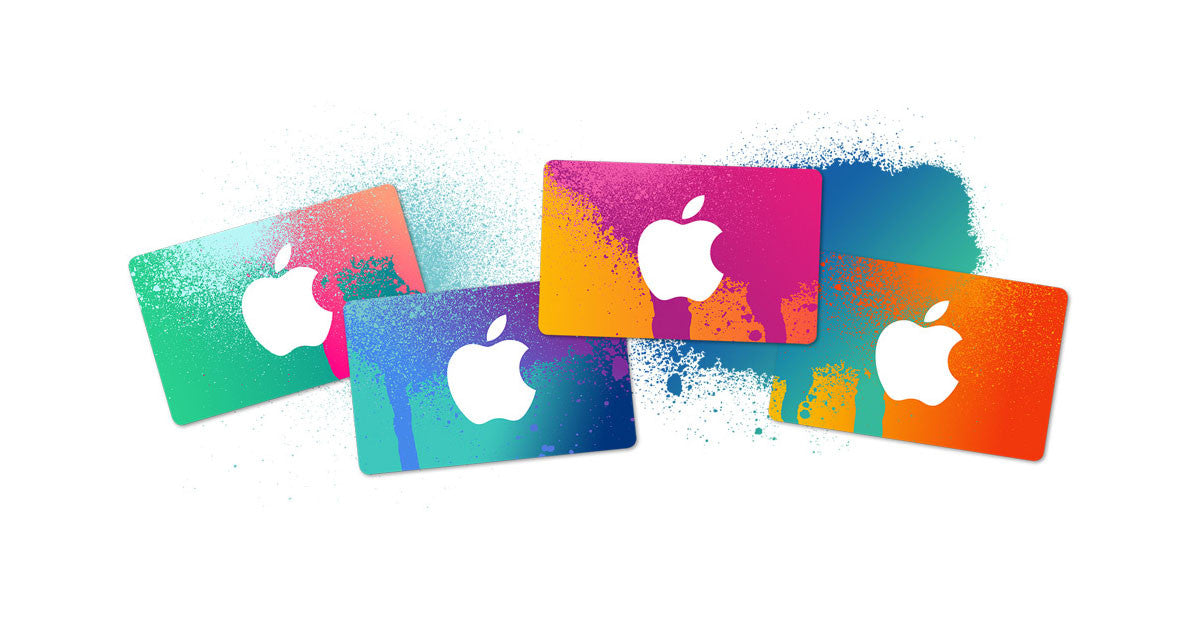 iTunes gift cards: an iPhone user's delight - Lovefone, London