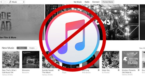 Getting by without iTunes