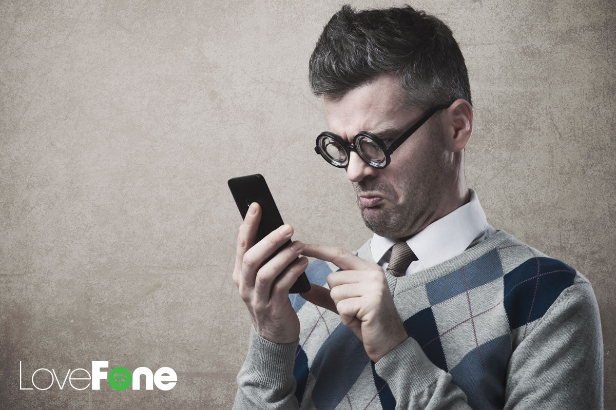 Are smartphones making us stupid? - Lovefone, London