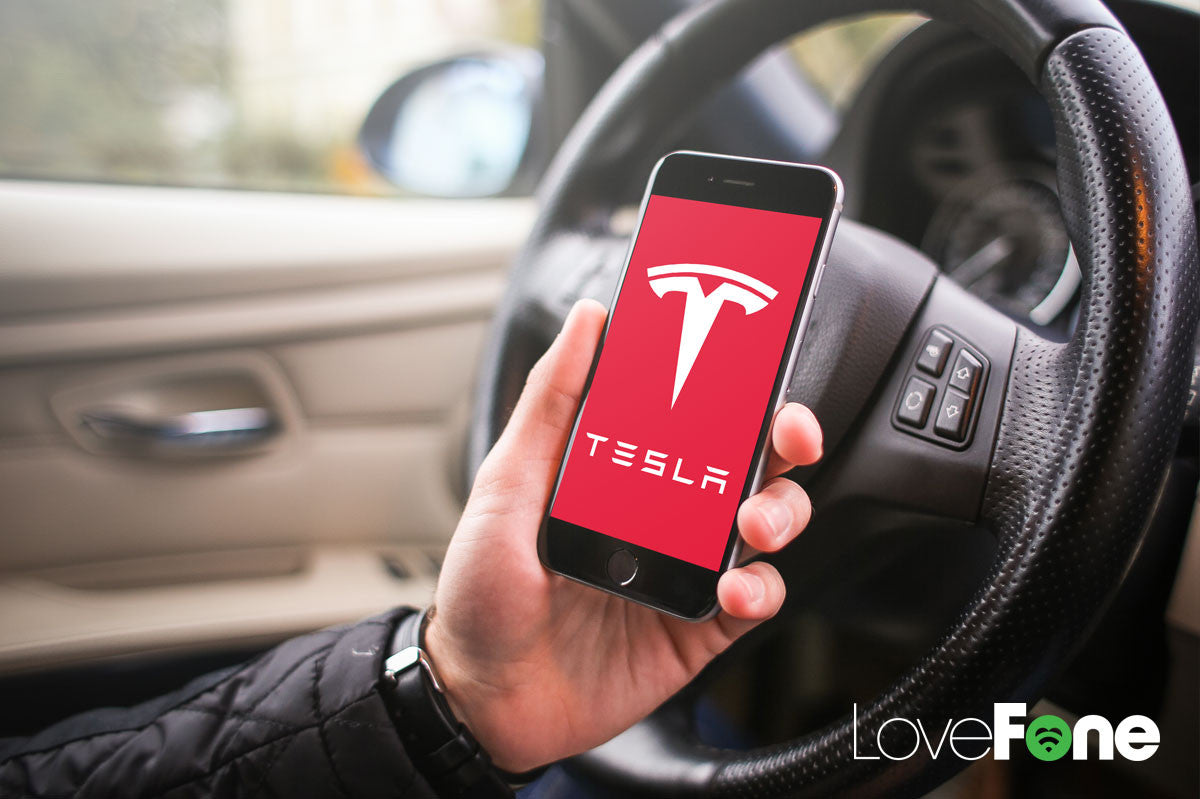 Will Tesla make a smartphone? - Lovefone, London