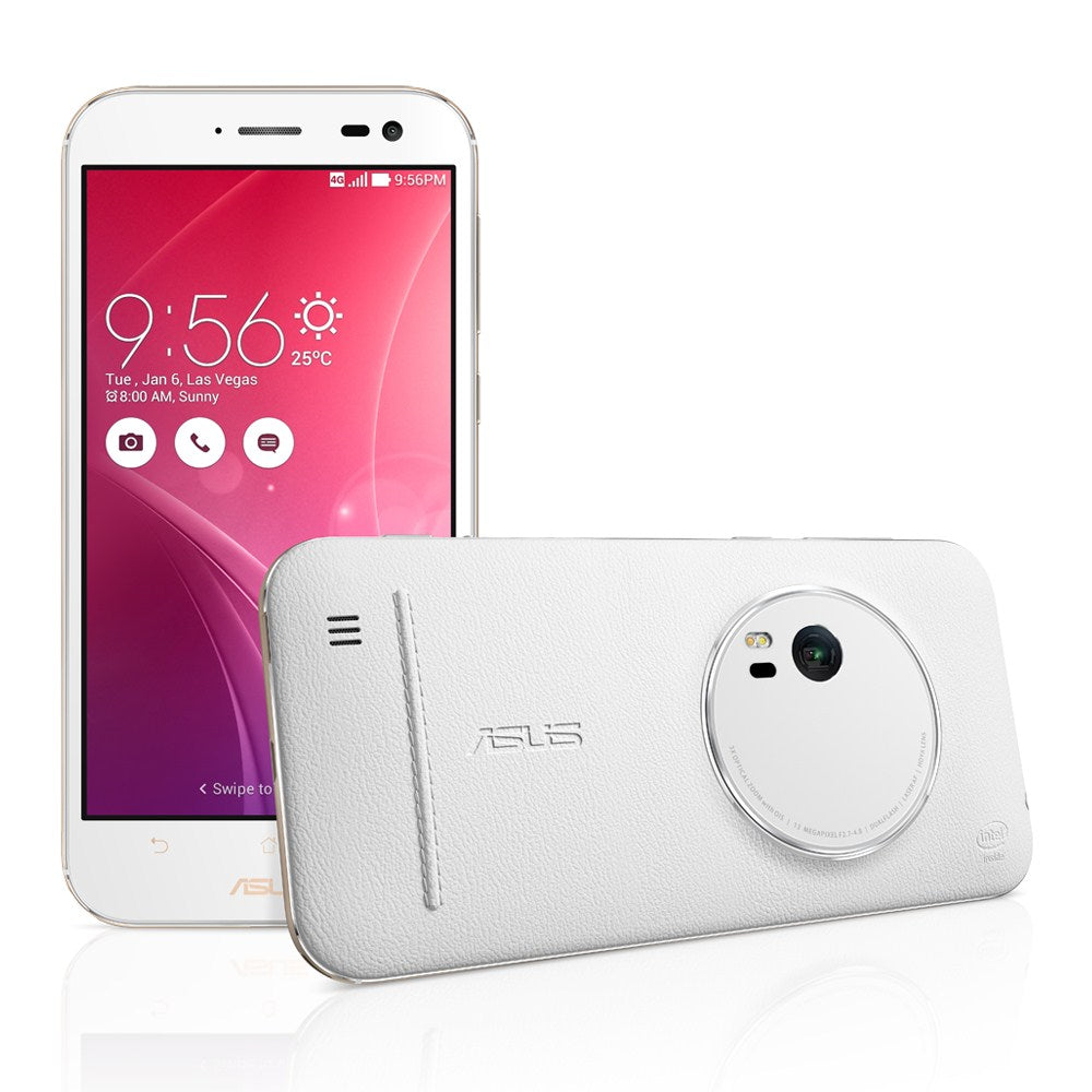 Asus Zenphone Zoom white