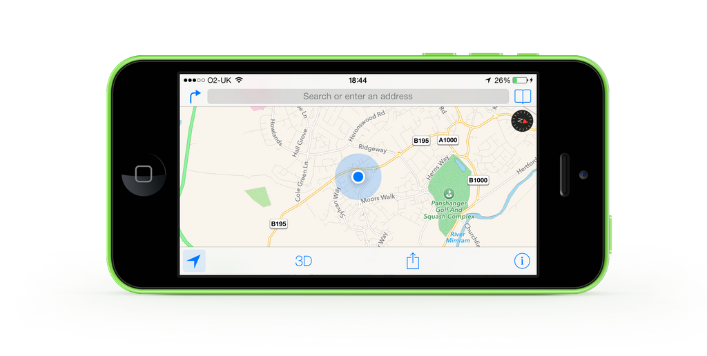 How to test the GPS of your iPhone - Lovefone, London