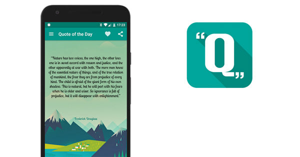 Quoter for Android - Lovefone