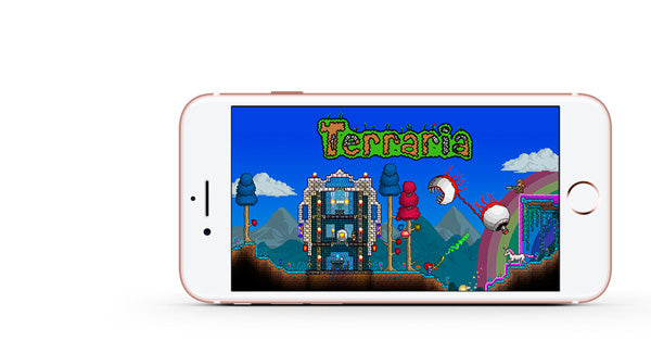 Terraria - Lovefone