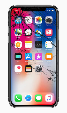 sale retailer d2e07 58747 iPhone X Screen Replacement