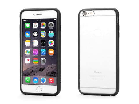 Griffin Reveal Clear Black Case iPhone 6/6S/7