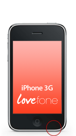 iPhone 3G speaker replacement - Lovefone