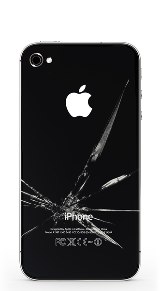 online retailer 922d2 86680 iPhone 4S back case replacement
