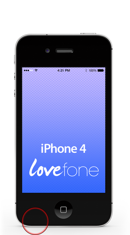 iPhone 4 microphone replacement - Lovefone
