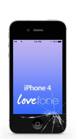 iPhone 4 screen replacement - Lovefone