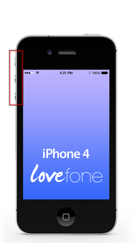 iPhone 4 volume buttons replacement - Lovefone