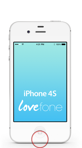 iPhone 4S charging port replacement - Lovefone