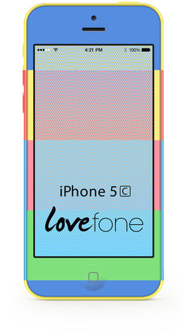 iPhone 5C colour conversion - Lovefone