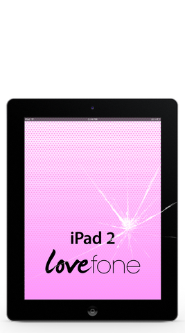 iPad 2 screen replacement - Lovefone
