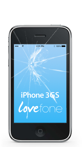 iPhone 3GS screen replacement - Lovefone
