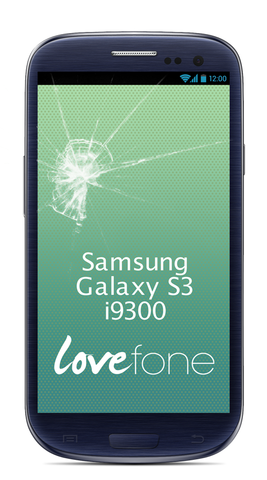 Samsung Galaxy S3 i9300 screen replacement - Lovefone