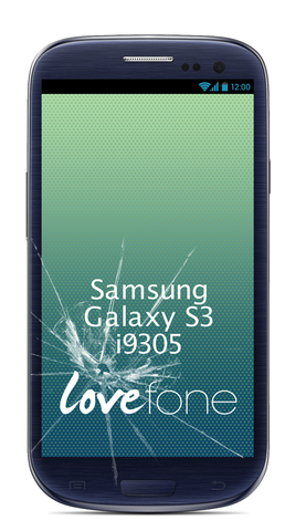 Samsung Galaxy S3 i9305 screen replacement - Lovefone