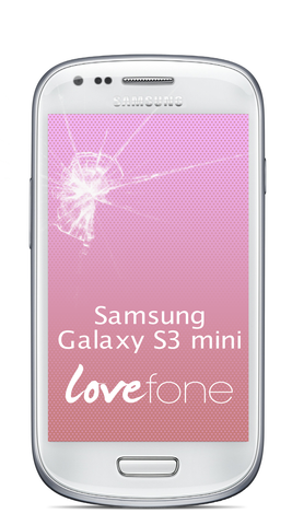 Samsung Galaxy S3 mini screen replacement - Lovefone
