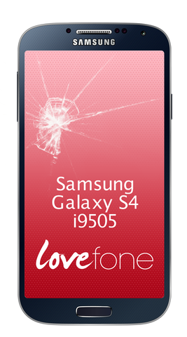 Samsung Galaxy S4 i9505 screen replacement - Lovefone