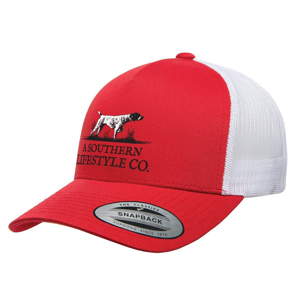 ON-POINT RETRO HAT