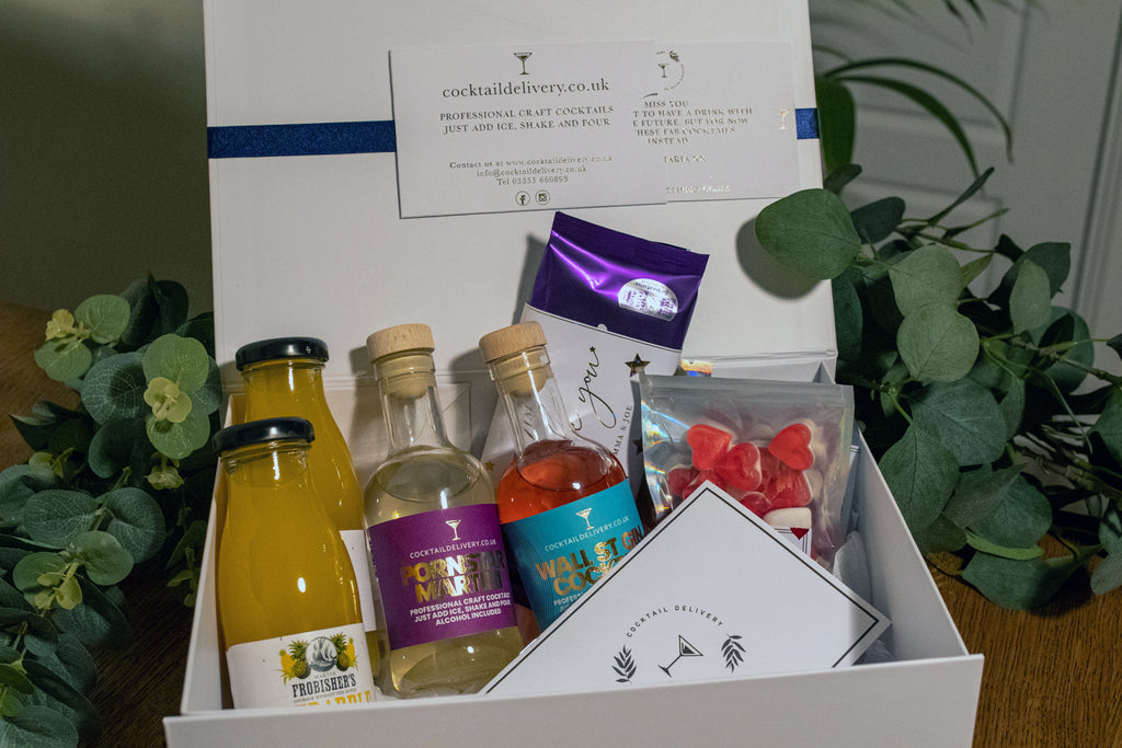 Build your own Cocktail Gift Box