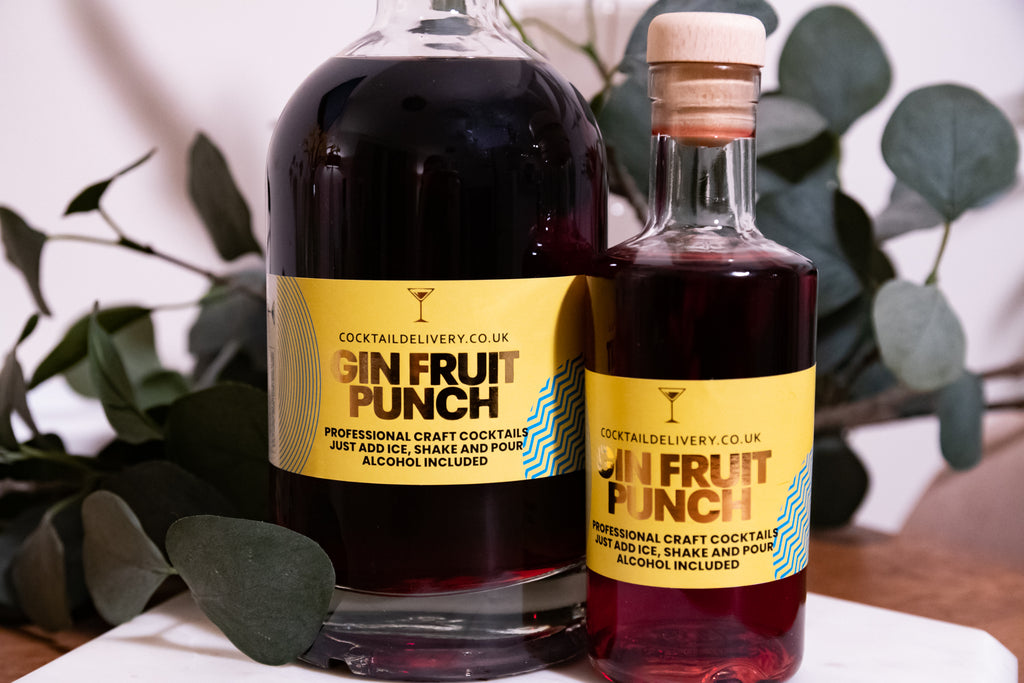 Gin Fruit Punch Cocktail Kit