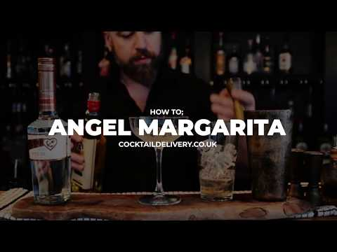 Angel Margarita Video – Cocktail Delivery UK - Free Delivery