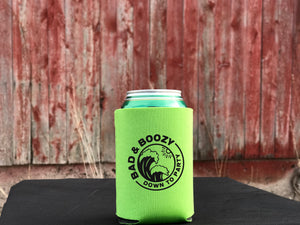 Bad & boozy koozie or pocket size
