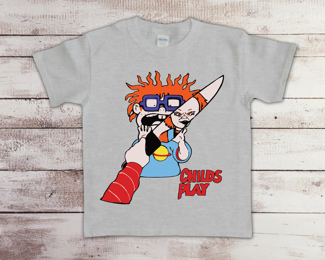 Chucky Rugrat horror toddler/youth size