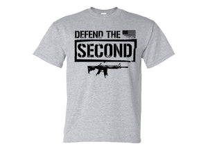 Defend the second (Closing 3/28)