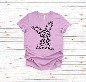Leopard bunny *Choose size from drop down menu*
