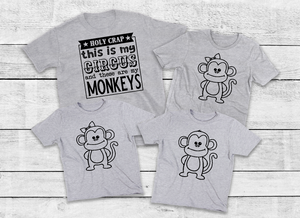 This is our circus these are our monkeys (Choose from drop down menu)
