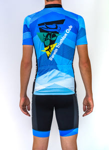 Unisex Darwin Tri Club Cycling Jersey - Revolution Clothing