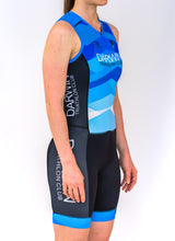 Load image into Gallery viewer, Womens Sleeveless Darwin Tri Club Tri Suit - Revolution Clothing