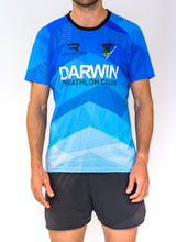 Load image into Gallery viewer, Mens Darwin Tri Club Running Shirt - Revolution Clothing