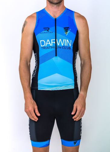 Mens Darwin Tri Club Tri Shorts - Revolution Clothing