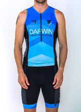 Load image into Gallery viewer, Mens Darwin Tri Club Tri Top - Revolution Clothing
