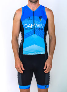 Mens Darwin Tri Club Tri Top - Revolution Clothing