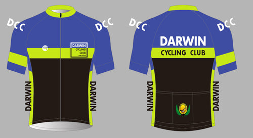Darwin Cycling Club Core Jersey Unisex - Revolution Clothing