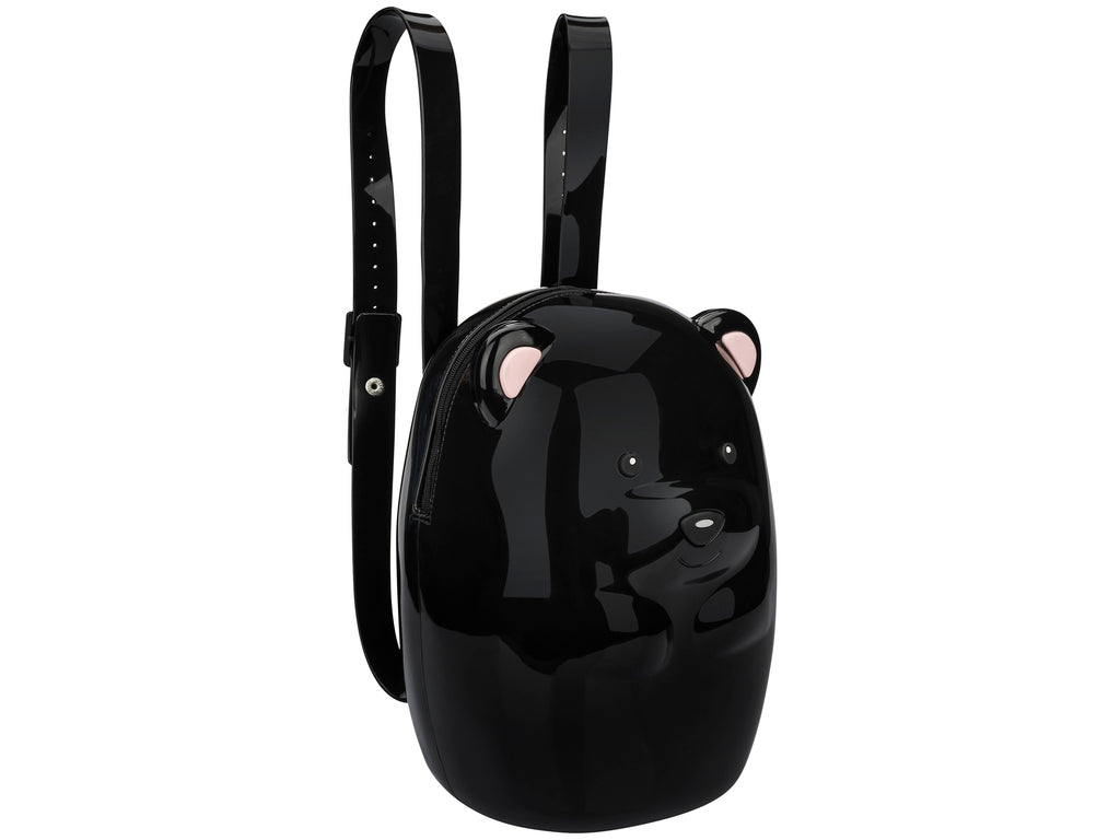 Mini Melissa Bag Bear Black