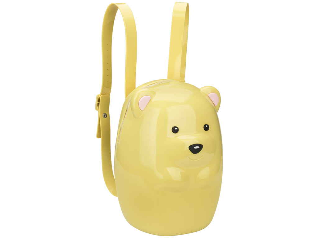 Mini Melissa Bag Bear Yellow
