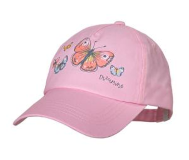 KIDS GIRL - Cap Butterfly