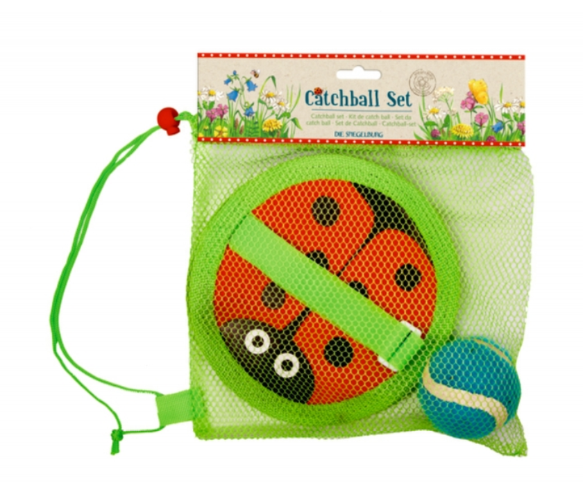 Catchball-Set Marienkäfer