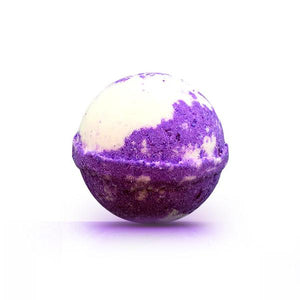 """GRAPE POPSICLE"" BATH BOMB"