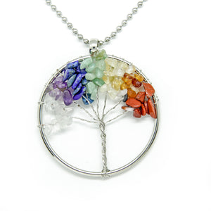 """LIFETREE"" NECKLACE"