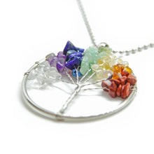 "Load image into Gallery viewer, ""LIFETREE"" NECKLACE"